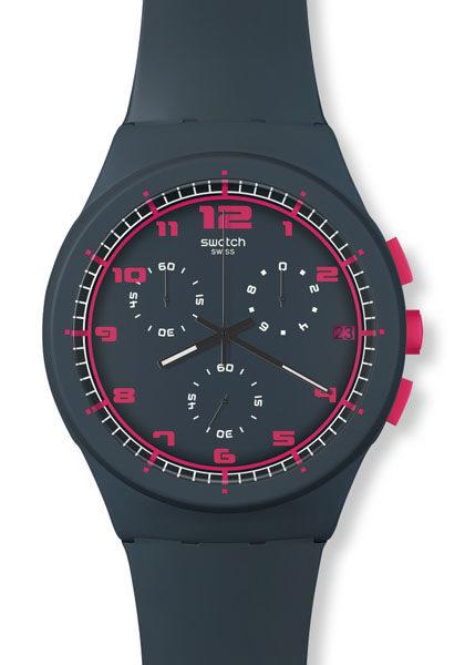 Купить Швейцарские наручные мужские часы Swatch SUSN400. Коллекция Originals за 3 960