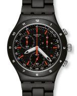 Swatch Irony Chrono BLACK COAT YCB4019AG