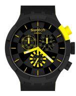 Swatch Big Bold Chrono Checkpoint Yellow SB02B403