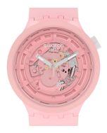Swatch Big Bold Ceramic C-Pink SB03P100