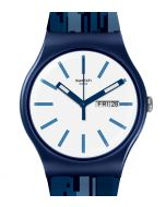 Swatch Original New Gent Fiammablu SUON712