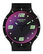 Swatch Big Bold Futuristic Black SO27B119
