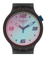 Swatch Big Bold Futuristic Grey SO27B121
