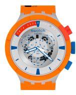 Swatch Big Bold Bioceramic Chrono NASA Special Launch SB04Z401