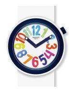 New Pop Swatch Popnumber PNW107