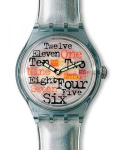 Swatch Automatik 13th Floor SAN401