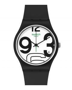 Swatch Gent Spezial 9 To 3 - Shareholder Special 2020 SO28Z100