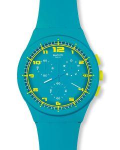 Swatch Chrono Plastic BASIC WHITE SUSW400