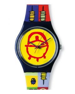 Swatch Gent African BBQ GN179