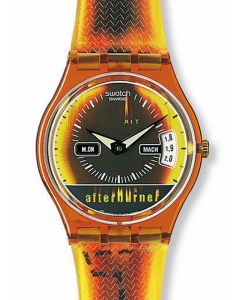 Swatch Gent Afterburner GF701