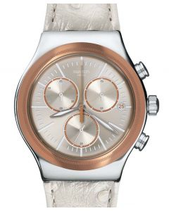 Swatch Irony New Chrono Albinostrich YVS412