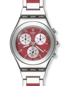 Swatch Irony Midi Chrono Amarantine YMS107G