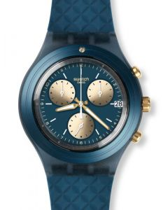 Swatch Irony Diaphane Chrono Ardoise SVCN4006