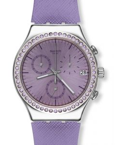 Swatch Irony Chrono Aube YCS593
