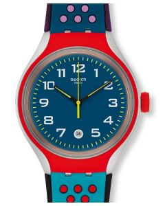 Swatch Irony XLite Azulho YES4017