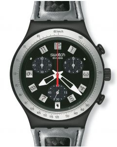 Swatch Irony Chrono Back in Black YCB4003