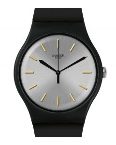 Swatch Original New Gent Backtoblack SUOB173