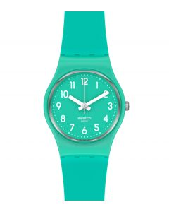 Swatch Lady Back To Mint Leave LL115C