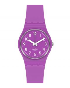 Swatch Lady Back To Sweet Purple LV115C