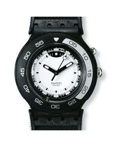 Swatch Scuba 200 Loomi Bain de Minuit SDB905