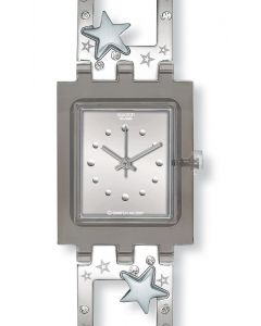Swatch Square BALL GROOVES TOO SUBM111GD