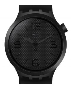 Swatch Big Bold BBBlack SO27B100