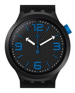 Swatch Big Bold BBBlue SO27B101