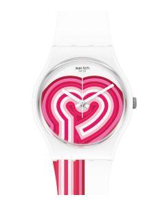 Swatch Gent Valentine's Day Beatpink GW214