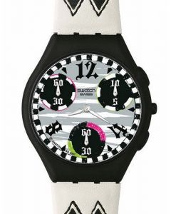 Swatch Skin Chrono Be Lined SUYB118