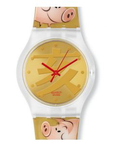 Swatch Jelly in Jelly Be Lucky SUJK119