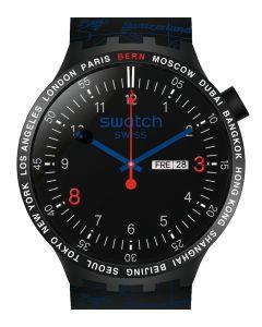 Swatch x Bape Big Bold Bape Swiss Edition - Limitiert SO27Z704S