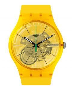 Swatch New Gent Bio Lemon SUOJ108