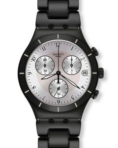 Swatch Irony Chrono Blackas YCB4026AG