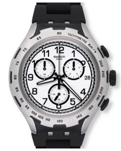 Swatch Irony XLite Chrono BLACK ATTACK YYS4020AG
