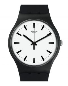 Swatch New Gent Blackback Pay! SVIB105-5300