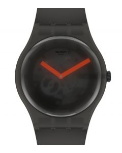 Swatch New Gent Black Blur SUOB183