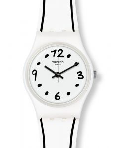 Swatch Lady Black Border LW162