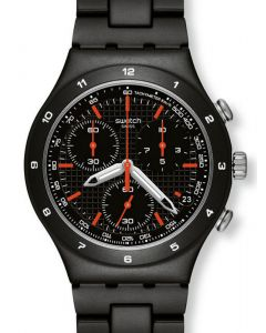 Swatch Irony Chrono BLACK COAT YCB4019AG