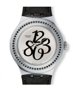 Swatch Irony Nabab Black Gloss YNS111