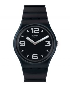 Swatch Gent Flex Blackhot GB299A/B