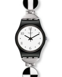 Swatch Lady Blackiniere LB185G