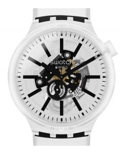 Swatch Big Bold Blackinjelly SO27E101