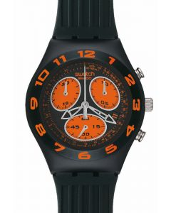 Swatch Irony Midi Chrono Blackino YMB4000