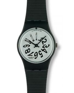 Swatch Lady Black Night LB127