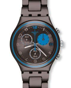 Swatch Irony Chrono Blauer Fleck YCM4003AG