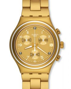 Swatch Irony Chrono Blaze YCG4001AG