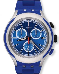 Swatch Irony XLite Chrono BLUE ATTACK YYS4017AG
