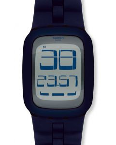 Swatch Touch Blue Bite SURN104