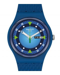 Swatch Originals New Gent Blue Blend SO29N701