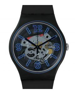 Swatch Original New Gent Blueboost SUOB165